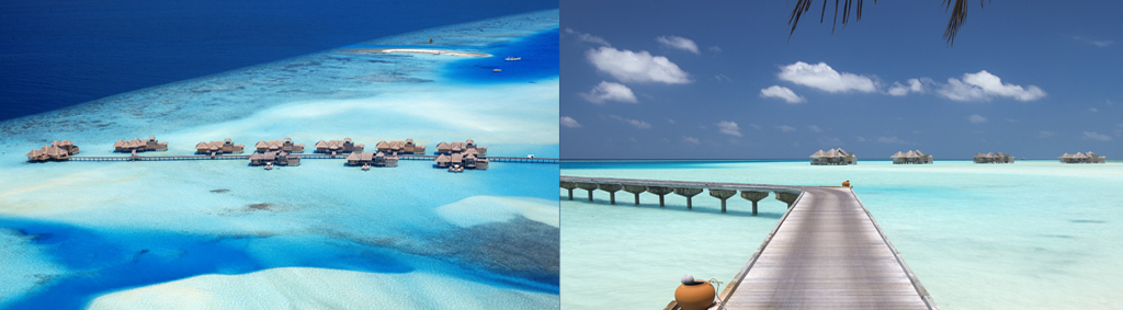 Escape to The Maldives for autumn