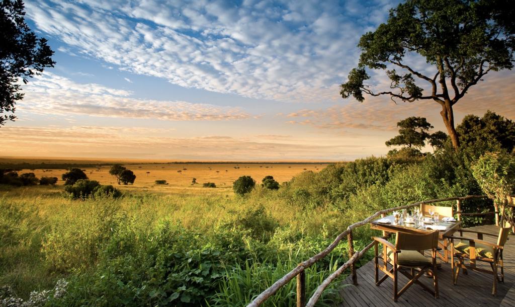 Sunset at $Beyond Bateleur Camp, Kenya