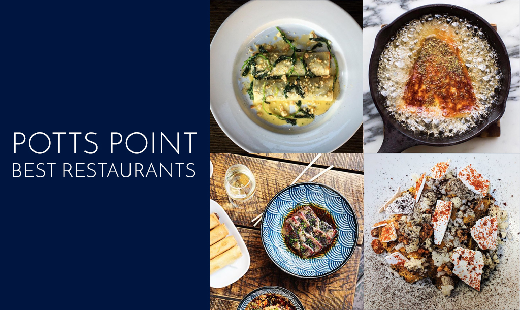 Where to eat in Potts Point