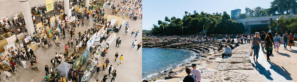 Sydney Finders Keepers markets